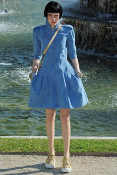 Chanel Resort 2013 Collection Slideshow on Style.com