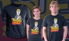 true story tees shirts