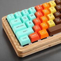 Get the lowest price on the 1976 SA Keycap Set and discover the best mechanical keyboards from the Mechanical Keyboards enthusiast community on Massdrop. Gaming Computer, Computer Gadgets, Office Gadgets, Keyboard Warrior, Eccentric Style, Gaming Room Setup, Key Caps, Cool Inventions, Linux