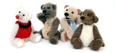 #hopebears #teddybears #miniatures