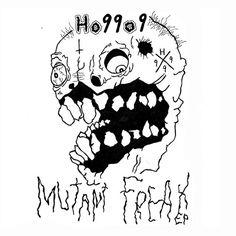 Da Blue Nigga From Hellboy by Ho99o9 | Free Listening on SoundCloud