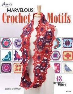 Marvelous Crochet Motifs(Paperback):9781573674737