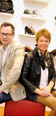 Schuh Vögel trends & tradition