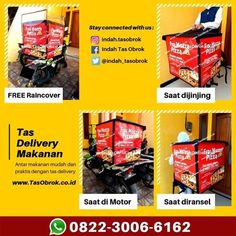 31 Best Resto Delivery images in 2020 | Delivery, Box