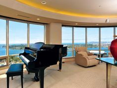Dream Home 100 Harbor Drive Downtown San Diego CA Luxury Real Estate in Central City Homes For Sale