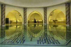 Hammam (Turkish bath) - Hammam (Turkish bath, Hassan II Mosque - Casablanca