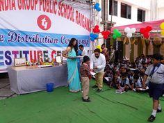 Scholarship prize distribution ceremony at Techno India Group Public School Raiganj. Register and Win Scholarship.   #students #scholarship #school #MISEXAM #Minervaa