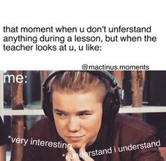 Me in class AND church AND every conversation ever Funny Quotes, Funny Memes, I Go Crazy, Love U Forever, That Moment When, Pretty Wallpapers, I Got You, Eminem, Music Artists