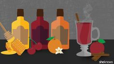 If you're craving a cold-weather cocktail, these mulled drinks will do the trick