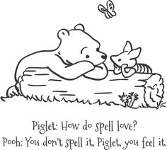 classic winnie the pooh quotes - pic to accompany other quote