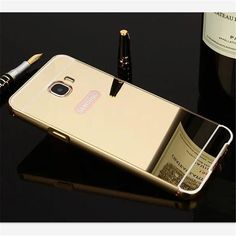 >> Click to Buy << Luxury Rose Gold Mirror Case For Samsung Galaxy J5 prime G570F G570 Case Cover For Samsung Galaxy on5 2016 Shell Back Cover #Affiliate