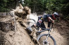 sick. mountain bike.