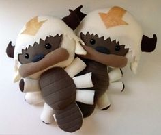 These Sky Bison are adorable!