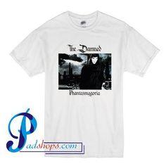 The Damned Phantasmagoria T Shirt – padshops