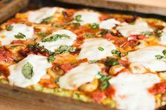 Zin in een pizza, maar wil je eigenlijk niet zo ongezond eten? Dan is deze pizza helemaal geschikt. Ook is de pizza glutenvrij. Er zit wel veel kaas in de pizza, maar daar moet je dan maar van houd...