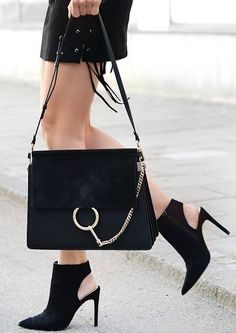 Chloe Bag Chic Style by Annette Haga
