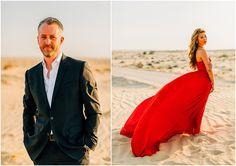 Lady In Red A Stunning Pre Wedding Shoot At Bab Al Shams Weddings Dubai