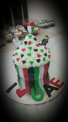 Cake Design Uae : 1000+ images about UAE National Day on Pinterest ...