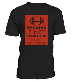 Football: Winning is not everything. It´s the only - iPhone 6/6s Premium Case  Funny Football T-shirt, Best Football T-shirt
