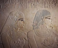 Tomb of Ramose, Valley of the Nobles, Thebes, UNESCO World Heritage Site, Egypt, North Africa, Africa