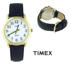 TIMEX Easy Reader Traditional 'His' Watch