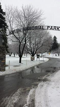 Bryon Memorial Park Williamsport MD