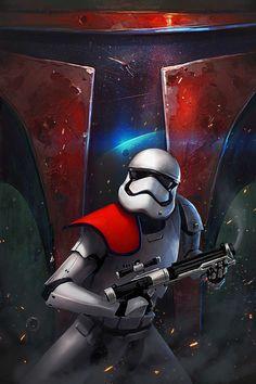 Star Wars: The Force Awakens...