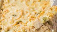 Chicken Broccoli Stilton Pasta Bake