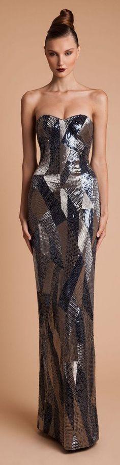 Rani Zakhem / Haute Couture > Fall-Winter 2013/14 <3 #strapless