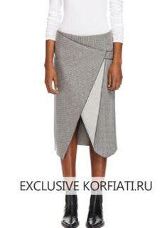 φουστα φακελος , δωρεαν πατρον για να ραψετε την φουστα Skirt Pants, Dress Skirt, Midi Skirt, Recycled Sweaters, Skirt Patterns Sewing, Pattern Skirt, Dress Sketches, Grey Outfit, Work Looks