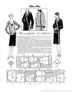 La Femme de France   1927-12-04   Gallica
