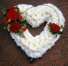 Based Open Heart – – – – – Source by Grave Flowers, Cemetery Flowers, Church Flowers, Funeral Flowers, Funeral Floral Arrangements, Church Flower Arrangements, Cemetery Decorations, Happy Birthday Flower, Memorial Flowers