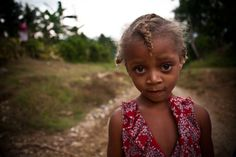 Haitian Beauty - this photo makes me want to tear up.