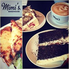 #latergram was the last day of our trip to #Edinburgh today so treated ourselves to lunch @mimisbakehouse for some yummy lunch & cake  #mimisbakehouse #mimisbakehouseedinburgh #cake #coffee #mimis #lunch #familytime #placestoeat #instafood #scotland #placestovisit