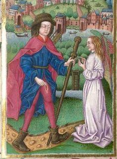 Johannes Wilberg: Gebetbuch der Mechthild von Hessen Niederrheinisch (Düsseldorf ?), um 1489 Cgm 84 Folio NP