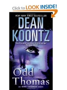 Odd Thomas series is one of the best.  Koontz is a writer worth reading have been for the last 20+ years.