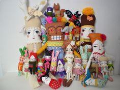 supercursi handmade dolls and plushies