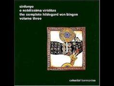 Hildegard von Bingen -- studium divinitatis