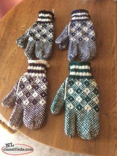 Knitting Patterns Free, Knit Patterns, Free Knitting, Free Crochet, Free Pattern, Knit Crochet, Mitten Gloves, Mittens, Double Knitting