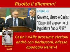 risolto il dilemma di Casini!