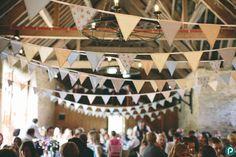 DIY wedding decorations | Documentary wedding photography | Dorset weddings | Kingston Country Courtyard