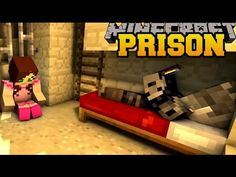 Minecraft: GOING TO PRISON! - ANTI-APOCALYPSE AGENCY - Custom Map [2] - YouTube