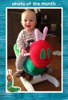 Thank you so much for sharing photos of your little caterpillars with us! This month's winner is Martine Fairley! Congratulations! Don't forget to keep posting, we'll be choosing another winner on June 1st.