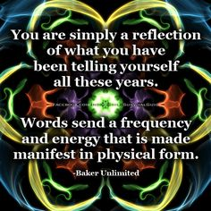 You become what you think. Change your thoughts and you can reinvent yourself.