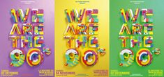 https://www.behance.net/gallery/58356577/We-Are-The-90s-Typography
