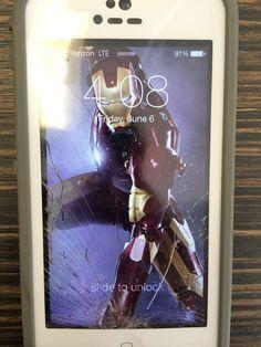 Avec ces 10 astuces l'écran cassé de votre téléphone passera inaperçu