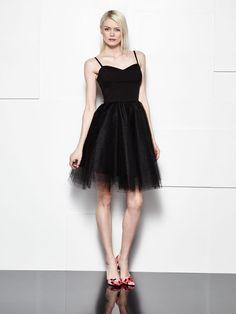 Czarna sukienka, MOHITO