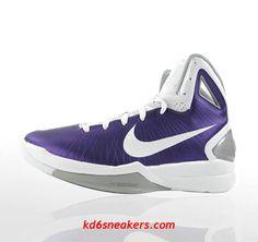 check out b5183 7a7ea Nike Hyperdunk 2010 white purple Basketball shoes. Neue Jordans SchuheLuft  JordansGünstige ...