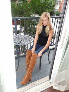 Turtleneck and Boots | High Heel Hydrangeas  Turtle Neck, Boots, Fall Fashion  instagram.com/highheelhydrangeas