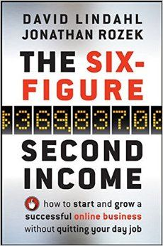 The Six-Figure Second Income: How To Start and Grow A Successful Online Business Without Quitting Your Day Job Proven methods for building an online income Blockchain, Way To Make Money, Make Money Online, Web Social, Social Media, Web Design, Thing 1, Successful Online Businesses, Current Job